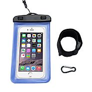 COVOD Waterproof Phone Case for iPhone 6S Plus 7 7S Plus, Iphone 6s waterproof case,CellPhone Dry Bag Pouch for Samsu...