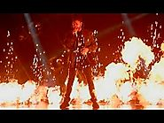 Weeknd performs HILLS at AMA 2015 LIVE