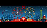 Valentine's Day and George Ferris' 154th Birthday