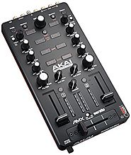 Akai Professional AMX Mixing Surface with Audio Interface for Serato DJ