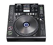 Gemini CDJ Series CDJ-700 Professional Audio DJ Full Color Touch Screen Media Controller with CD, SD, and USB Compati...