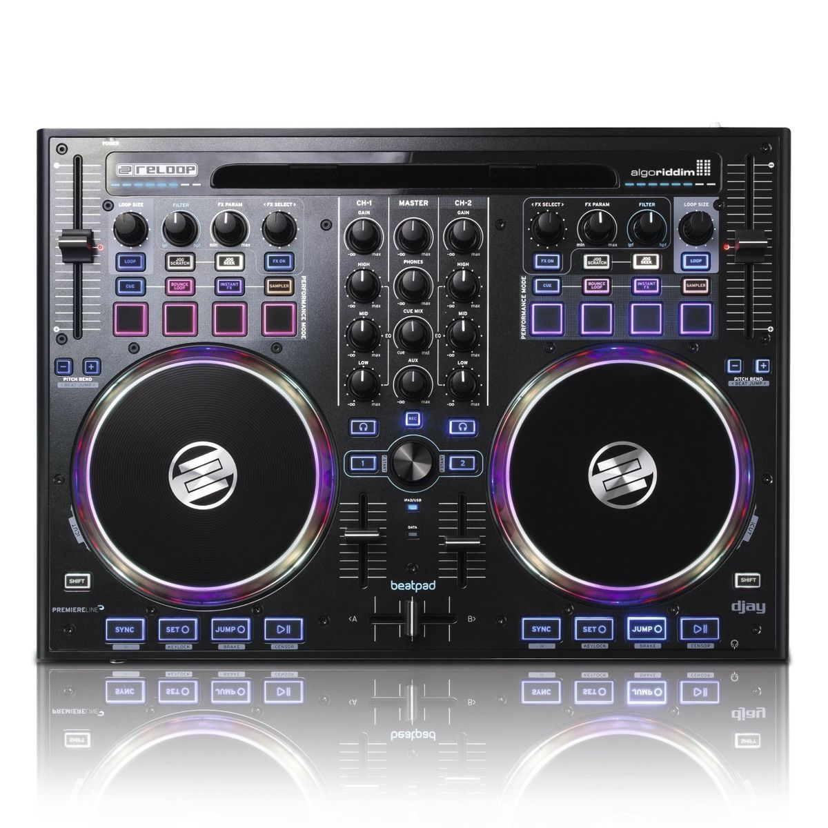 Headline for Top 20 Best Professional DJ Controllers Reviews 2017-2018