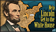Webrangers Activity: Help Lincoln Get to the White House