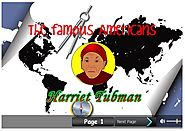 Harriet Tubman Animated Book