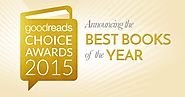 So many great lists selected by readers! 20 categories! So little time! Best Books 2015 - Goodreads Choice Awards