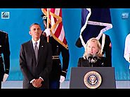 [9/14/12] Hillary - Transfer of Remains Ceremony U.S. Consulate for Benghazi Victims