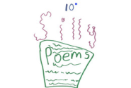 iTunes - Books - Ten Silly Poems (or Perhaps Nine I'm Actually Not Sure} by Kazia Orkiszewski