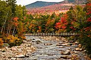 Kancamagus Highway in NH: Welcome to the Kancamagus Scenic Byway!