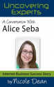 Online Success Cast #31: Alice Seba