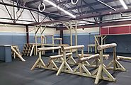 The Loft | Large Obstacle Fitness Training in Tilton NH