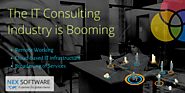 What is IT consulting industry in the current era?