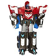 Transformers Robots in Disguise Mega Optimus Prime
