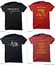The Best Harry Potter T Shirts