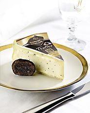 Fromager d'Affinois with Truffle and Saint Géric