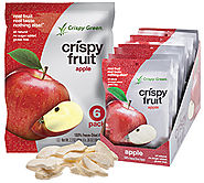 Crispy Fruit snacks