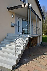 Get a Sophisticated Look with Stainless Steel Balustrading | My Decorative