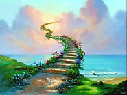 Led Zeppelin- Stairway to Heaven with Lyrics