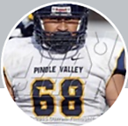 6'3, 280 Stephen Feao (Pinole Valley) NCS