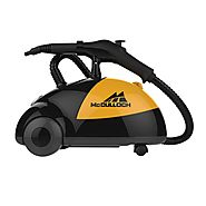 McCulloch MC-1275 Heavy-Duty Steam Cleaner Review