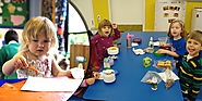 Pre-School Nutrition And Education Go Hand In Hand -