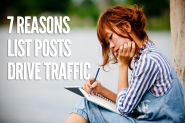 7 Reasons List Posts Drive Traffic to Your Blog | IFB