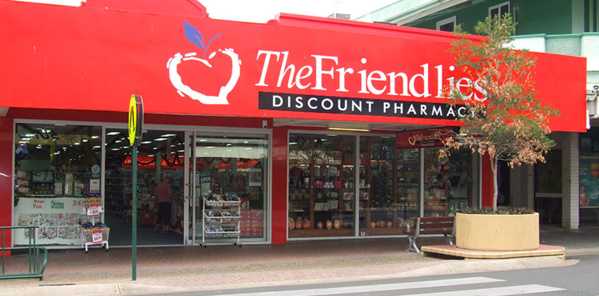 Headline for Friendlies medical pharmacy
