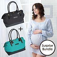 Pre-packed Maternity Bags- The Answer to Your Hospital Packing Woes!