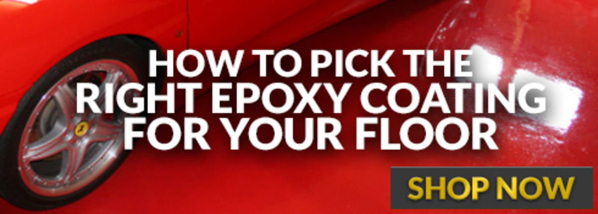 Headline for How To Pick The Right Epoxy Coating For My Floor?