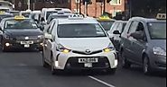 Why taxi drivers brought traffic to a standstill in Loughborough today - Leicester Mercury