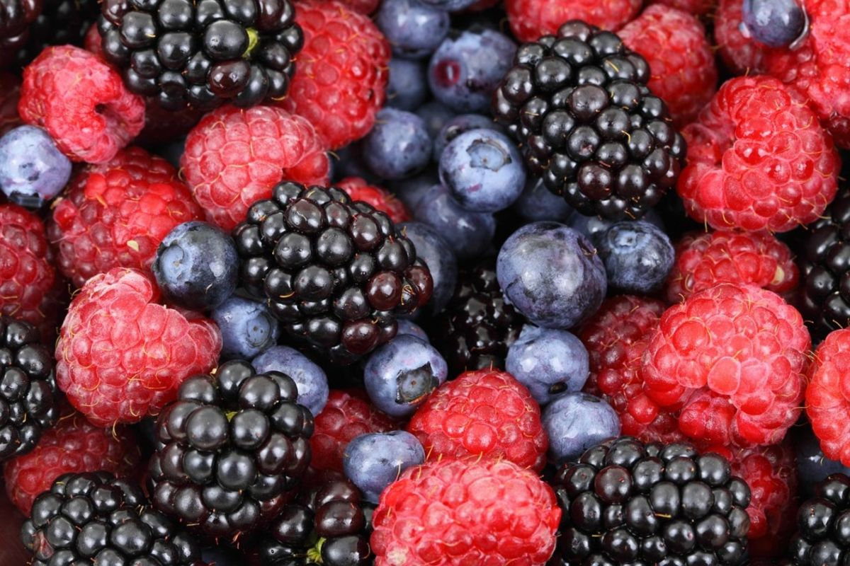 Headline for Top 10 des fruits les plus antioxydants