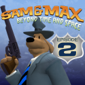"""Sam & Max Beyond Time and Space Ep 2"" -> 89 Cent"