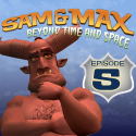 """Sam & Max Beyond Time and Space Ep 5"" -> 89 Cent"