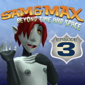 """Sam & Max Beyond Time and Space Ep 3"" -> 89 Cent"