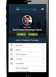 ClientLinkt - Custom Branded App for Real Estate Agents