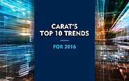Carat's 10 Trends for 2016