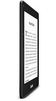 "Kindle Voyage, 6"" High-Resolution Display (300 ppi) with Adaptive Built-in Light, PagePress Sensors, Wi-Fi - Includes..."