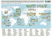 Where our food crops come from