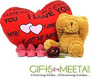 Buy Romantic gifts for girlfriends online at affordable price!