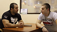 Trec Nutrition Ukraine: Interview with the world strongest man of 2015