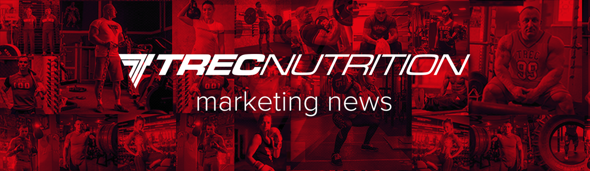 Headline for Trec Nutrition Marketing News 4th - 10th January 2016