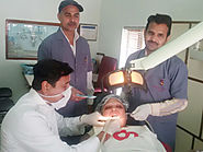 Dental Clinic in Model Town, Root Canal Treatment, Dental Implant Delhi