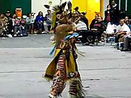 First Dance of the Eastern Woodlands Tribes