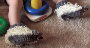 Abominable Baby Slippers