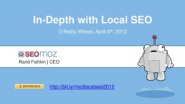 How To Do Local SEO