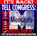 Call to Stop the Monsanto Protection Act! | Food Democracy Now