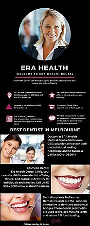 Dentists Melbourne