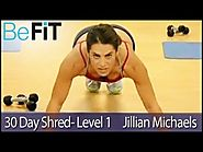 Jillian Michaels 30 Day Shred: Level 1