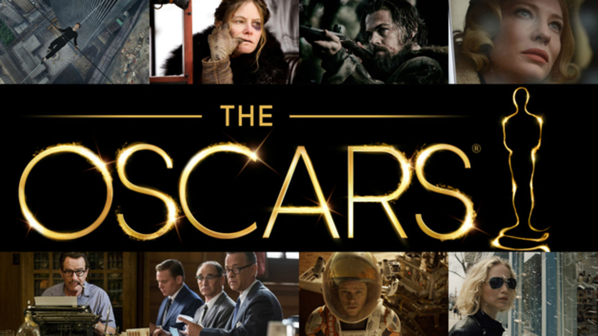 Headline for OSCARS 2016: Academy Award Nominations For Best Picture