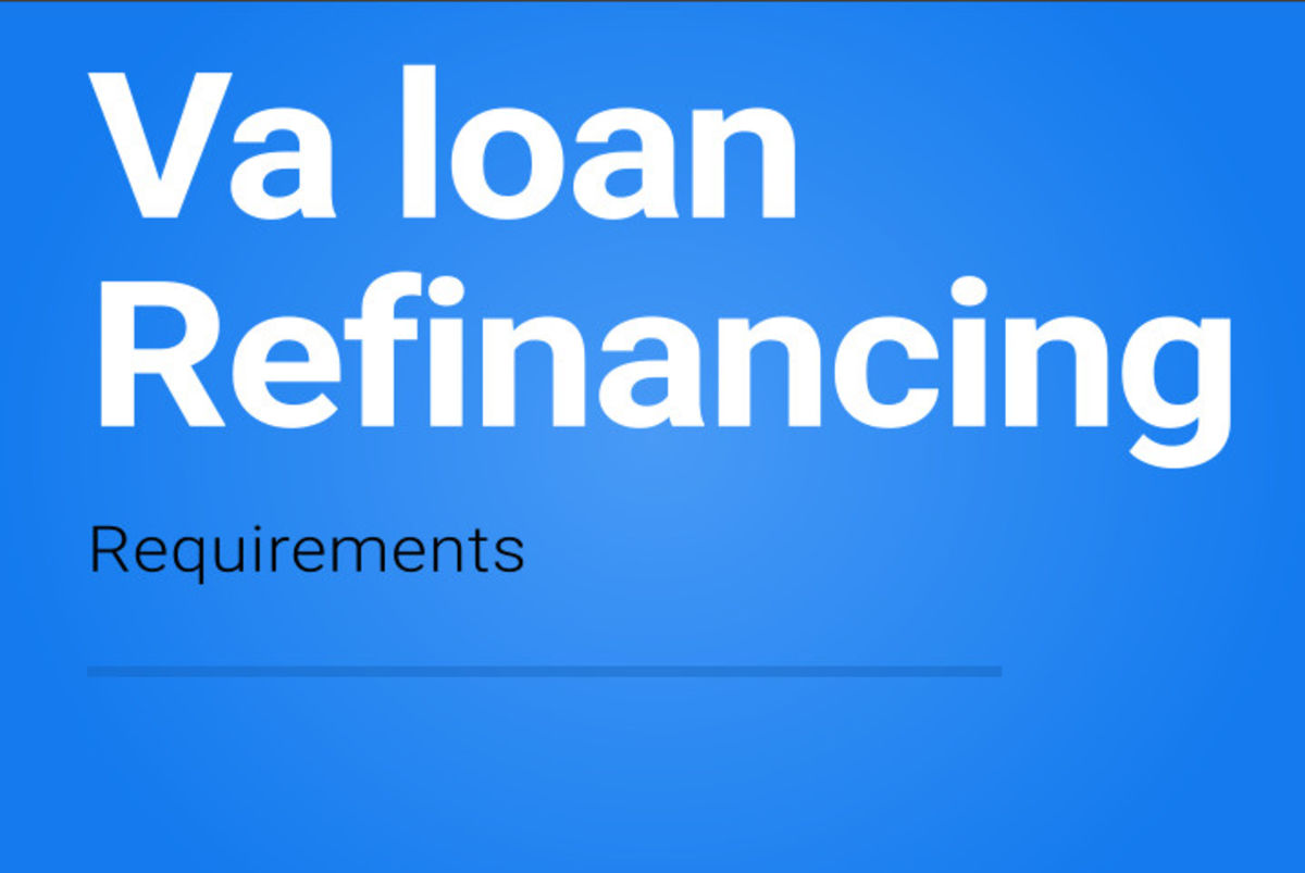 Headline for An Introduction to VA Refinance Options