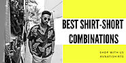 Here Are The Best Shirt-Short Combinations That You Must Give A Try This Season! - Vintage Hawaiian Shirts- Avanti Sh...